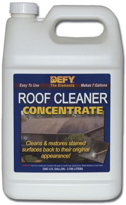 DEFY Roof Cleaner Concentrate