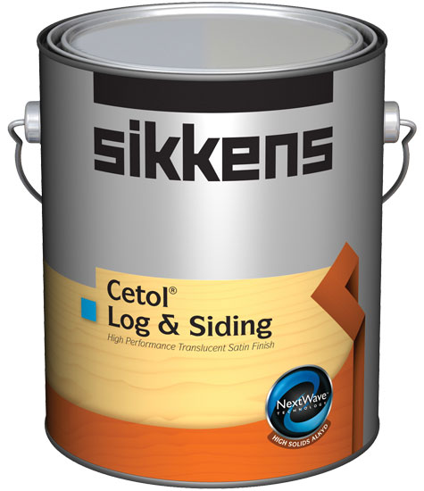 Sikkens Cetol Log Siding